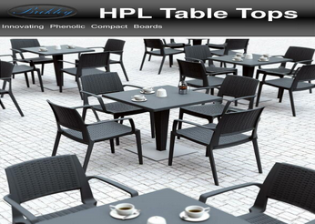 HPL Table Tops