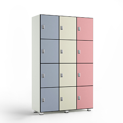 4 Tier Phenolic Lockers