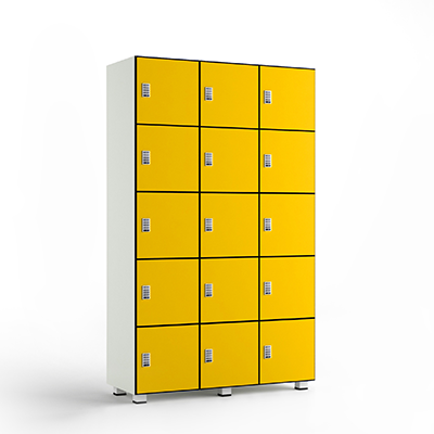 5 Tier Phenolic Lockers