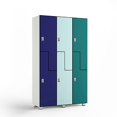 Z Tier Phenolic Lockers