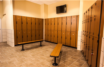 Changingroom Lockers