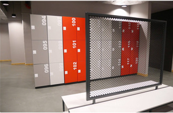 Natatorium Lockers
