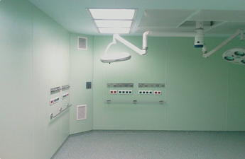 Interior Medical Operation Room