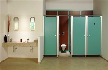 Toilet Partition System
