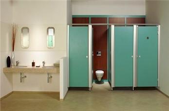 Toilet Partition System