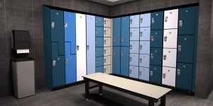 Brikley Phenolic Lockers