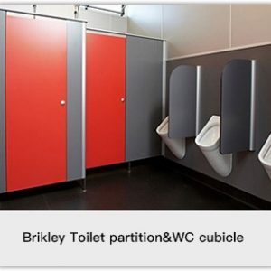Brikley Toilet Partition & WC Cubicles