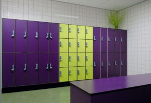 Phenolic Resin Lockers
